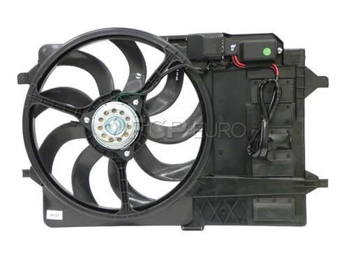 Mini Cooper Engine Cooling Fan Assembly - Genuine Mini 17117541092