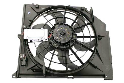 BMW Cooling Fan Assembly - Genuine BMW 17117561757