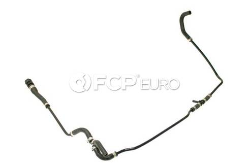 BMW Engine Coolant Recovery Tank Hose Upper (M5 M6) - Genuine BMW 17122282954