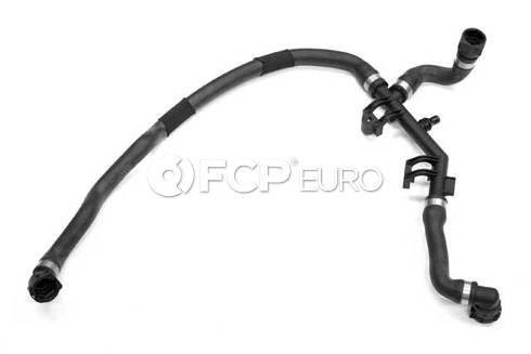 BMW Engine Coolant Hose (750i 750Li 750i xDrive 750Li xDrive) - Genuine BMW 17127575431