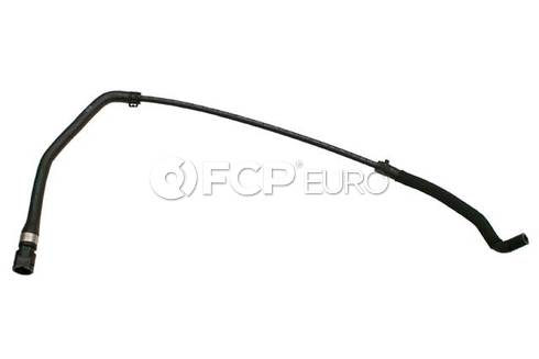 BMW Engine Coolant Recovery Tank Hose Upper (Z4) - Genuine BMW 17127585740