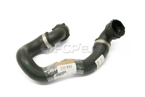 BMW Radiator Coolant Hose Lower (335i 335i xDrive 135i X1) - Genuine BMW 17127599450