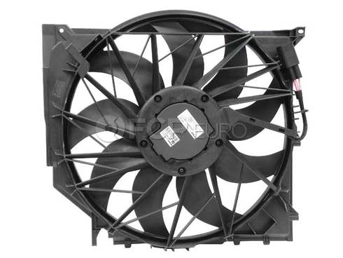BMW Engine Cooling Fan Assembly (Z4) - Genuine BMW 17427542912