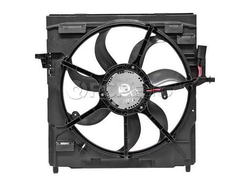 BMW Engine Cooling Fan Assembly (X5) - Genuine BMW 17428618240