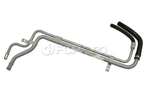 BMW Power Steering Return Hose (M5 M6) - Genuine BMW 32412282816