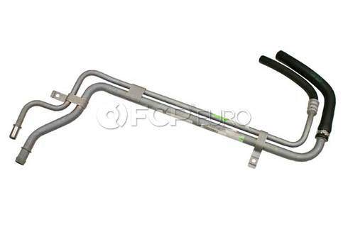 BMW Power Steering Return Hose (M5 M6) - Genuine BMW 32412282816