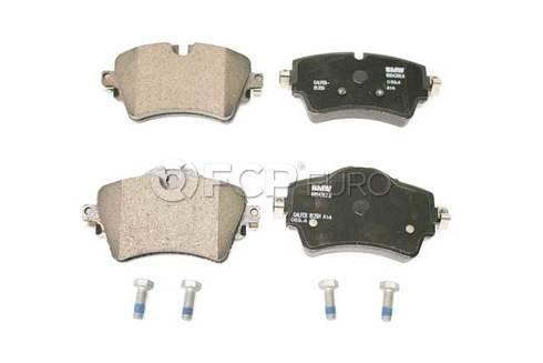 Mini Cooper Brake Pad Set - Genuine BMW 34106863293