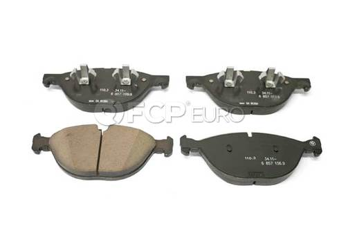 BMW Brake Pad Set - Genuine BMW 34116865868