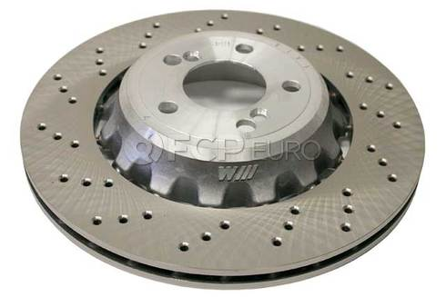 BMW Brake Disc - Genuine BMW 34212284812