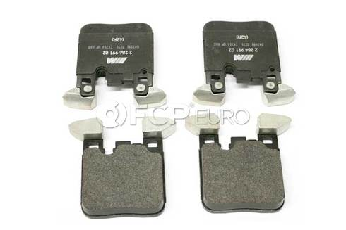 BMW Brake Pad Set (F80 F82 F83) - Genuine BMW 34212284989