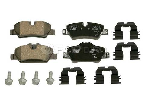MINI Brake Pad Set - Genuine BMW 34216871300