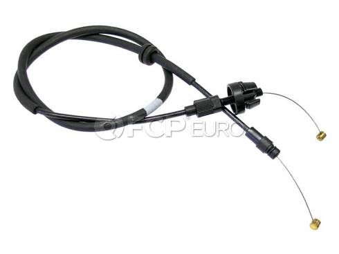BMW Bowden Cable Ads 2 (L=868Mm/Pbx) (540i 740i 740iL) - Genuine BMW 35411160944