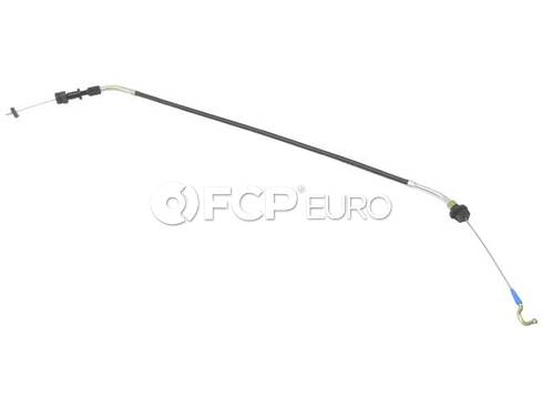 BMW Accelerator Bowden Cable (318i 318is 318ti) - Genuine BMW 35411162482