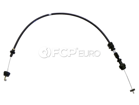 BMW Accelerator Bowden Cable (528i) - Genuine BMW 35411163031