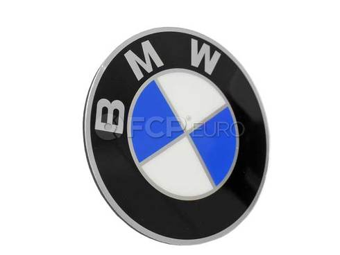 BMW Covering With Badge (318i 325 325i) - Genuine BMW 36132225190