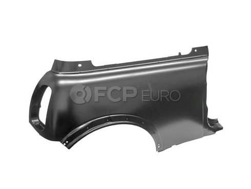 Mini Cooper Right Rear Side Panel - Genuine Mini 41357035356