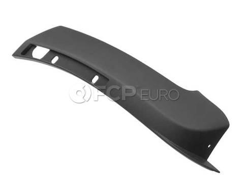 Mini Cooper Spoiler Right (Black) - Genuine Mini 51111479091
