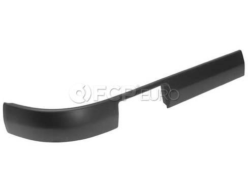 BMW Rubber Strip Right (318i 325 325i) - Genuine BMW 51111904686