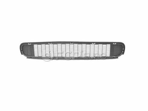 Mini Cooper Trim Grille Bottom - Genuine Mini 51112751285