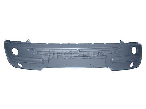 Mini Cooper Panel Bumper Primed Front - Genuine Mini 51116800140
