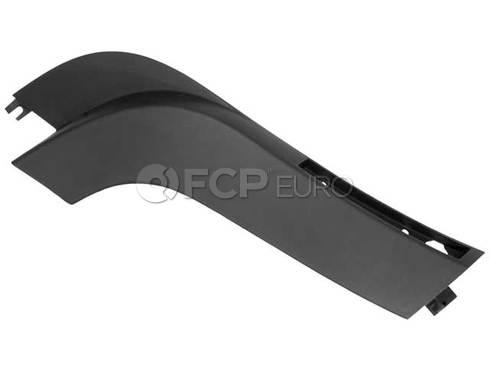 Mini Cooper Spoiler Right (Black) - Genuine Mini 51116800147