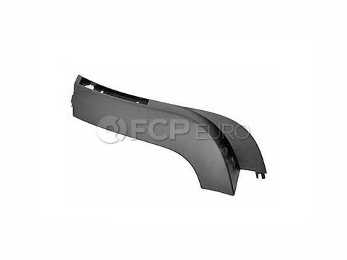 Mini Cooper Spoiler Left (Black) - Genuine Mini 51116800148