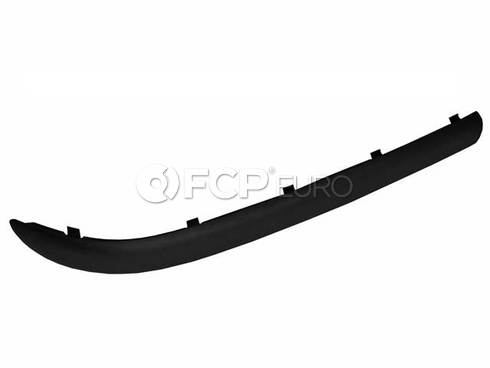BMW Protective Rubber Strip Right (325xi 330i 330xi) - Genuine BMW 51117030608