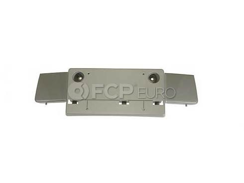 Mini Cooper Cover Registration Plate Primed - Genuine Mini 51117043433