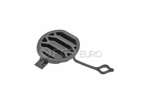 Mini Cooper Towing Eye Finisher (Black) - Genuine Mini 51117069328