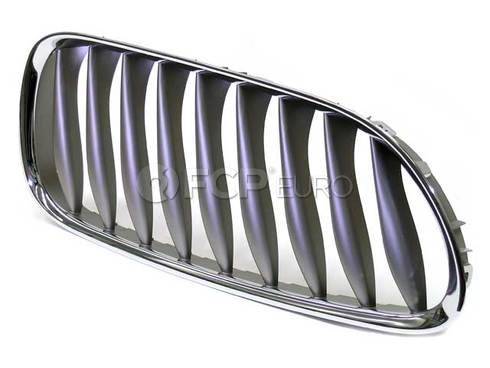 BMW Kidney Grille Left (E85 E86) - Genuine BMW 51117117758