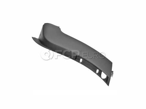 Mini Cooper Spoiler Left (Black) - Genuine Mini 51117130313