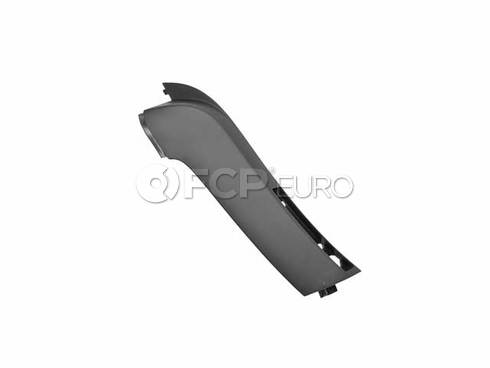Mini Cooper Spoiler Right (Black) - Genuine Mini 51117130314