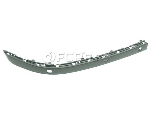 BMW Bumper Guard Primed Front Right (Chromline) (750i 750Li 760i) - Genuine BMW 51117142246