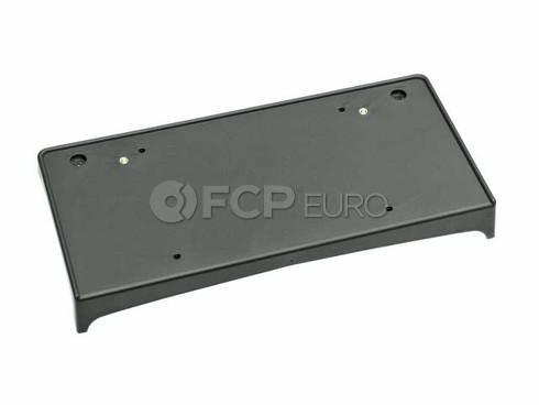 BMW Licence Plate Holder With Threaded Plug (Us-Jap) (328i 335d 335i) - Genuine BMW 51117143749