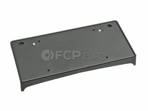 BMW Licence Plate Holder With Threaded Plug (Us-Jap) (328i 335d 335i) - Genuine BMW 51117143749