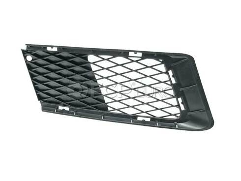 BMW Partially Open Grid Right (Black) (328i 328i xDrive 328xi) - Genuine BMW 51117154720