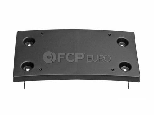 BMW Licence Plate Holder (Us) (Z4) - Genuine BMW 51117192173