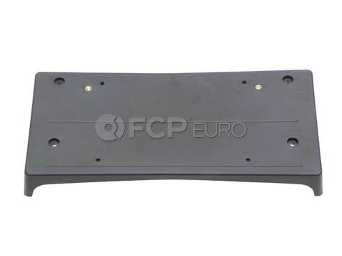 BMW Licence Plate Holder (328i 335i 335is) - Genuine BMW 51117227941