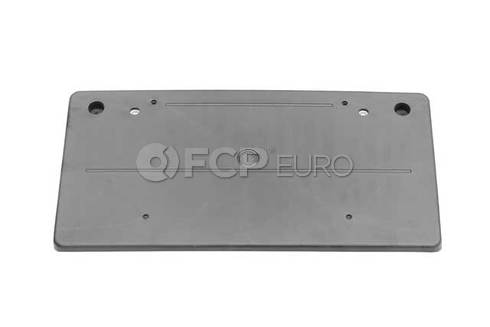 BMW Licence Plate Holder (Us-Japan) (X1) - Genuine BMW 51117303798