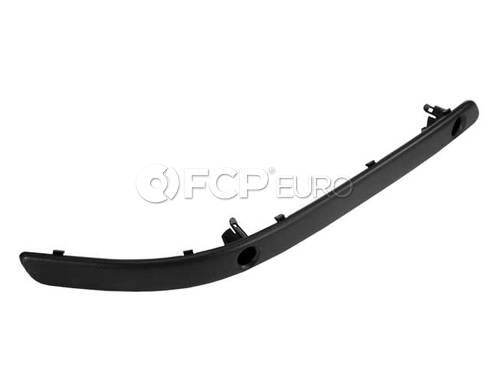 BMW Bumper Impact Strip Front Right - Genuine BMW 51117894140