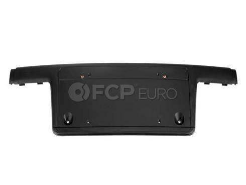 BMW License Plate Base Front (E46) - Genuine BMW 51118195303