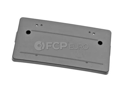 BMW Licence Plate Base (X5) - Genuine BMW 51118408184
