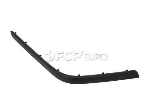BMW Moulding Rocker Panel Rear Left (M) (525i 530i 540i) - Genuine BMW 51122498733