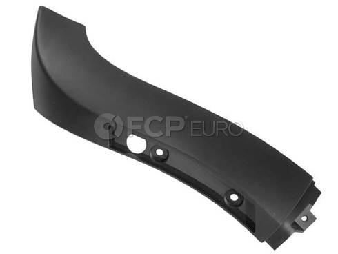 Mini Cooper Spoiler Right (Black) - Genuine Mini 51126800225