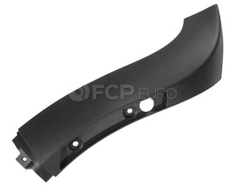Mini Cooper Spoiler Left (Black) - Genuine Mini 51126800226