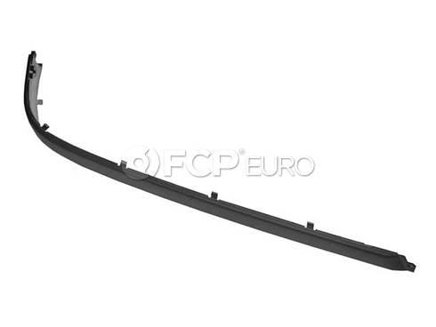 BMW Bumper Guard Primed Rear Left (525i 530i 540i) - Genuine BMW 51127005925