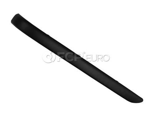 BMW Protective Rubber Strip Right Rear (325i 325xi 330xi) - Genuine BMW 51127030604