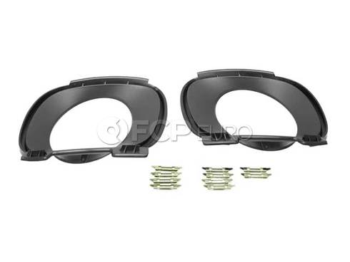 BMW Repair Kit Bumper Rear (X5) - Genuine BMW 51127154094