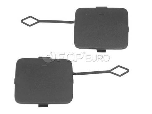 BMW Set Trim Towing Lug (X3) - Genuine BMW 51127272415