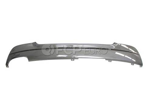BMW Trim Panel Bumper Rear Bottom (M) - Genuine BMW 51128041191